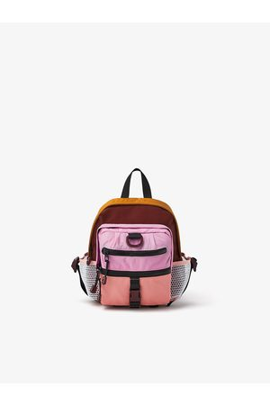 Zara Technical mini backpack