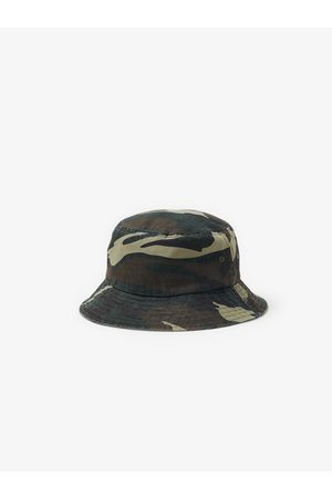 Zara Bob marley-style camouflage hat