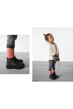 Zara Toecap boots
