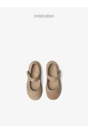 Zara Leather ballerinas
