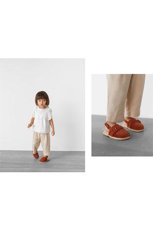 Zara Kids Clogs - Corduroy clogs