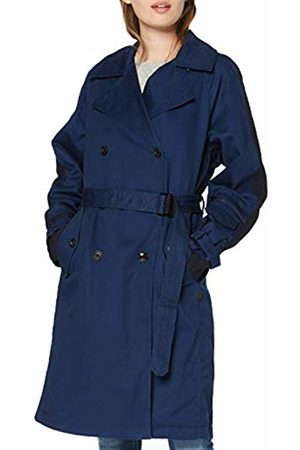 G-Star Women's Duty Classic Coat, (Imperial 1305)