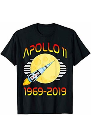 Flippin Sweet Gear Apollo 11 50th Anniversary Retro Moon Landing T-Shirt