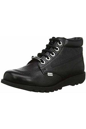 Kickers Women's Kick Hi Luxe Ankle Boots, Blk