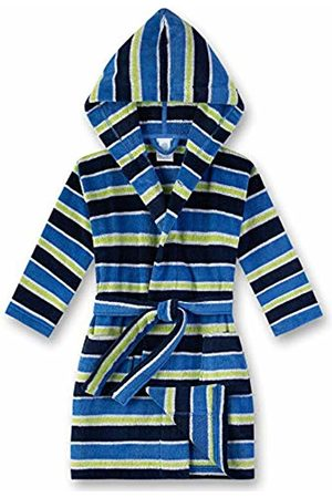Sanetta Boy's Bademantel Dressing Gown, River 50047