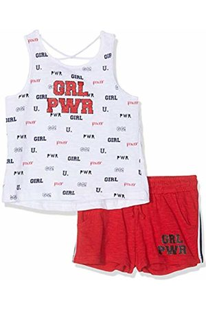 Losan Girl's 914-8025AA Clothing Set