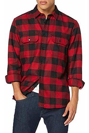 HUGO BOSS Men's Enver Casual Shirt, (Open )