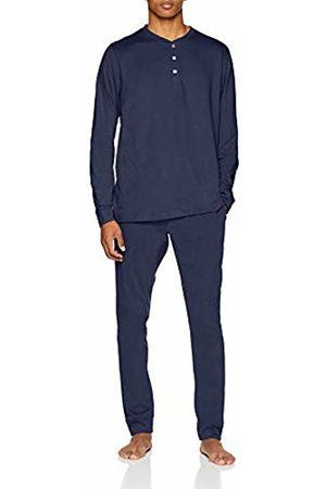 Eminence Men's Slow Pyjama Set, Bas Marine 5917
