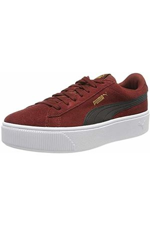 Puma Women's Vikky Stacked SD Trainers, (Fired Brick 08)