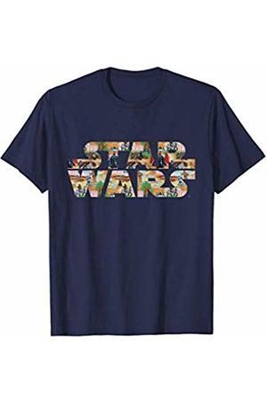STAR WARS Logo Retro 60s Return of the Jedi T-Shirt