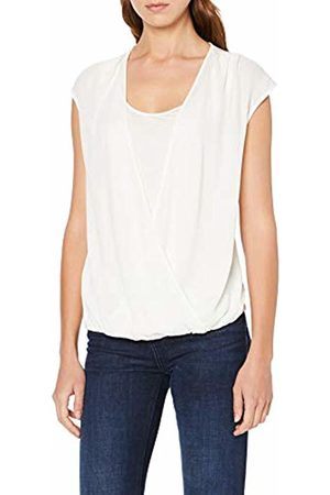 s.Oliver Women's 11.907.32.6881 T-Shirt, (Warm 0200)