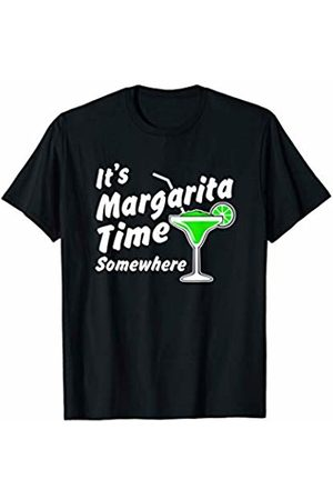 Goodtogotees It's Margarita Time Somewhere T-Shirt
