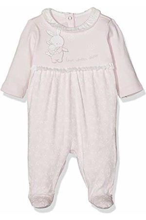 chicco Baby Girls' Tutina Con Apertura Patello Footies
