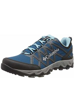 Columbia Women's Peakfreak X2 Outdry Low Rise Hiking Boots, (Lagoon, Coral 457)