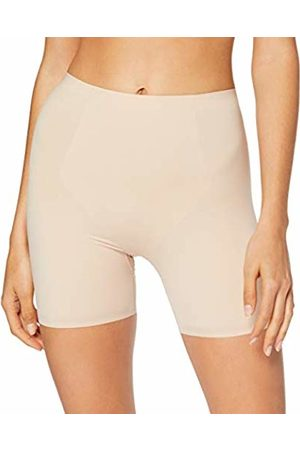 Spanx Women's Thinstincts Targeted Girlhort Brief, (Soft Nude 0)