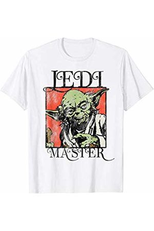 STAR WARS Yoda Jedi Master Retro T-Shirt