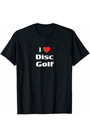 Disc Golf Shoppe I Love Disc Golf T-Shirt