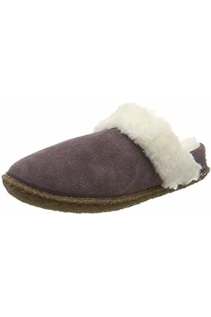 sorel Girls' Youth Nakiska Slide II Open Back Slippers, ( Sage, Na 574)