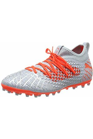 Puma Men's Future 4.3 Netfit MG Football Boots, (Glacial -Nrgy High Risk 01)