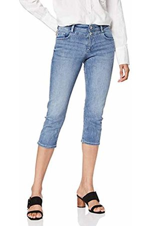 s.Oliver Women's 14.907.72.3093 Trouser, ( Denim Stretch 54Z3)
