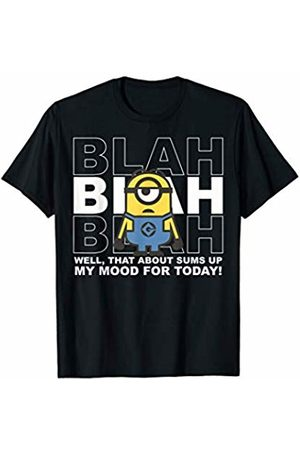 Minions Well That About Sums Up My Mood Simple T-Shirt