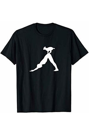 Goat Yoga Apparel Funny Goat Yoga Pose T-Shirt