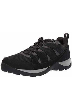 Columbia Men's Redmond V2 WP Low Rise Hiking Boots, ( , Dark 010)
