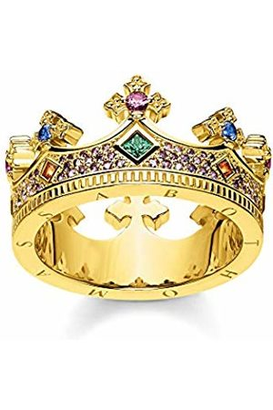 Thomas Sabo Women Vermeil Ring - TR2265-973-7-48