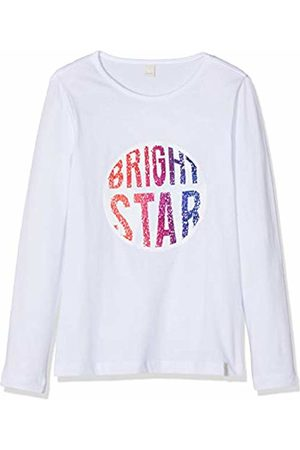 Esprit Kids Girl's Rp1012507 T-Shirt Long Sleeves Top, ( 010)