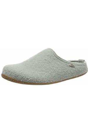 Living Kitzbühel Unisex Adults' Pantoffel Unifarben mit Fußbett Open Back Slippers