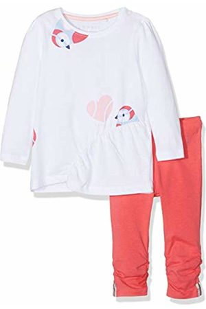 Esprit Baby T-shirts - Kids Baby Girls' Rp3600107 Set T-Shirt+pan Clothing