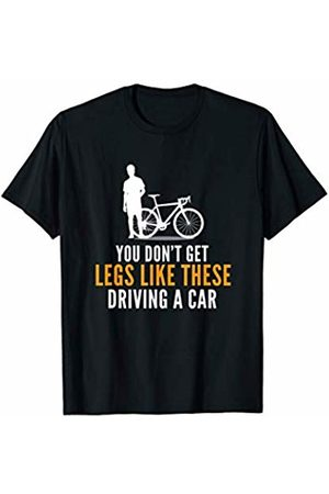 Cycling Quote for Bicycle Riders T-Shirt