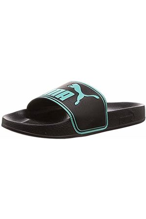 Puma Unisex Adult's Leadcat Beach & Pool Shoes, - Turquoise 25