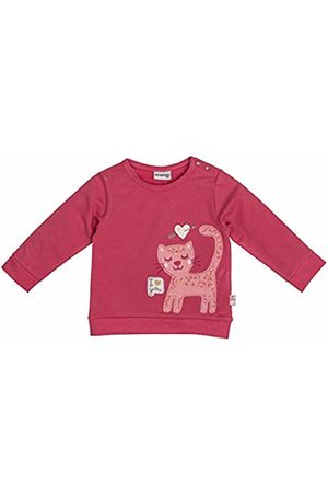 Salt & Pepper Salt and Pepper Baby Girls' Lovely Katze Pailletten Sweatshirt