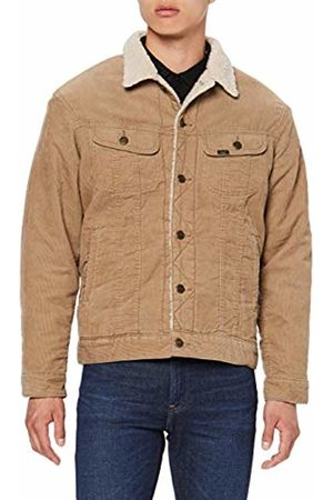Lee Men's Sherpa Jacket Denim (Lead 30)