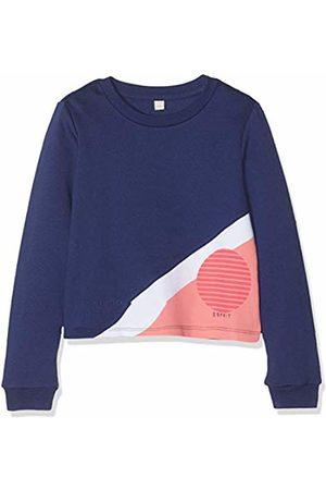 Esprit Kids Girl's Rp1500507 Sweatshirt Marine 446