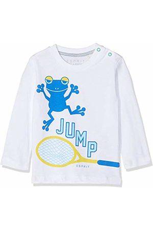Esprit Kids Baby Boys' Rp1000207 T-Shirt Long Sleeves Top, ( 010)