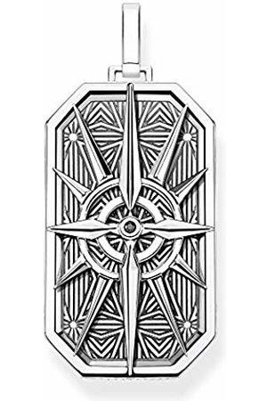 Thomas Sabo Men Silver Pendant - PE868-643-11
