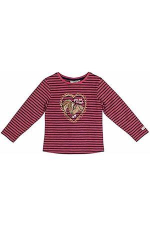 Salt & Pepper Salt and Pepper Girls' Horses The Best Pferdeköpfe Pailletten Longsleeve T-Shirt
