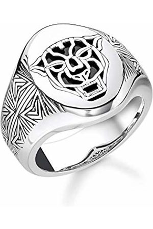 Thomas Sabo Men Silver Ring - TR2273-698-11-56