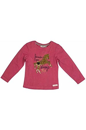 Salt & Pepper Salt and Pepper Girls' Horses Forever Wendepailletten Longsleeve T-Shirt