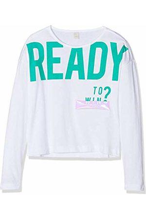Esprit Girls Tops - Kids Girl's Rp1002507 T-Shirt Long Sleeves Top, ( 010)