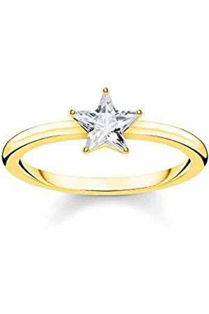 Thomas Sabo Women Vermeil Ring - TR2270-414-14-56