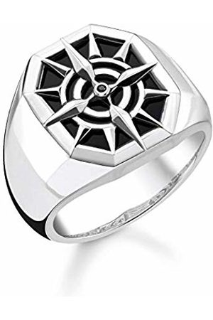 Thomas Sabo Men Silver Ring - TR2274-641-11-60