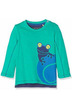Esprit Kids Baby Boys' Rp1002207 T-Shirt Long Sleeves Top, (Mid 541)