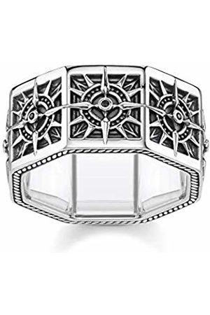 Thomas Sabo Men Silver Ring - TR2275-643-11-66