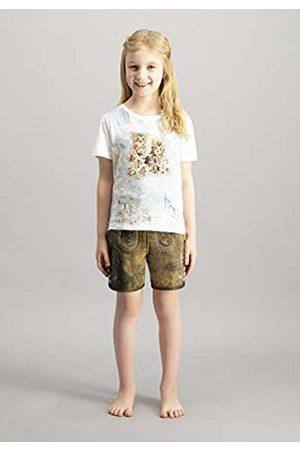 Stockerpoint Girl's Shirt Minka Jr Trachtenshirts