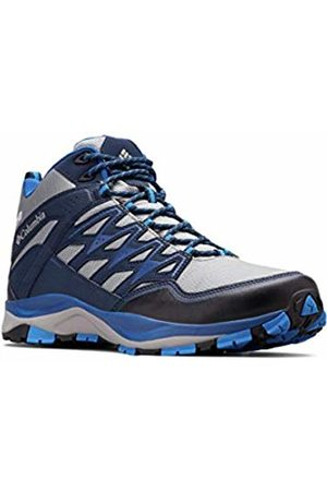 Columbia Men's WAYFINDER MID Outdry High Rise Hiking Boots, , Steam 012