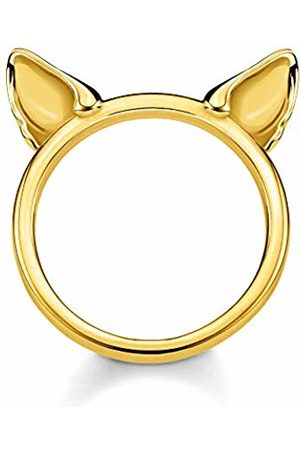 Thomas Sabo Women Vermeil Ring - TR2260-413-39-48