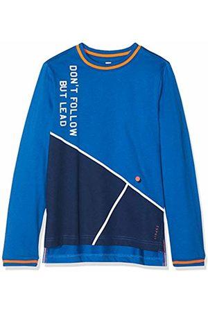 Esprit Kids Boy's Rp1007607 T-Shirt Long Sleeves Top, (Bright 442)